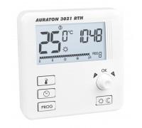 Беспроводной недельный регулятор температуры Aurаton 3021 RTH