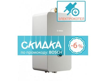 Скидка 6% при покупке Bosch Tronic Heat 3500