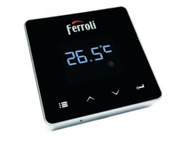 Комнатный термостат FERROLI CONNECT SMART готов к отгрузке!