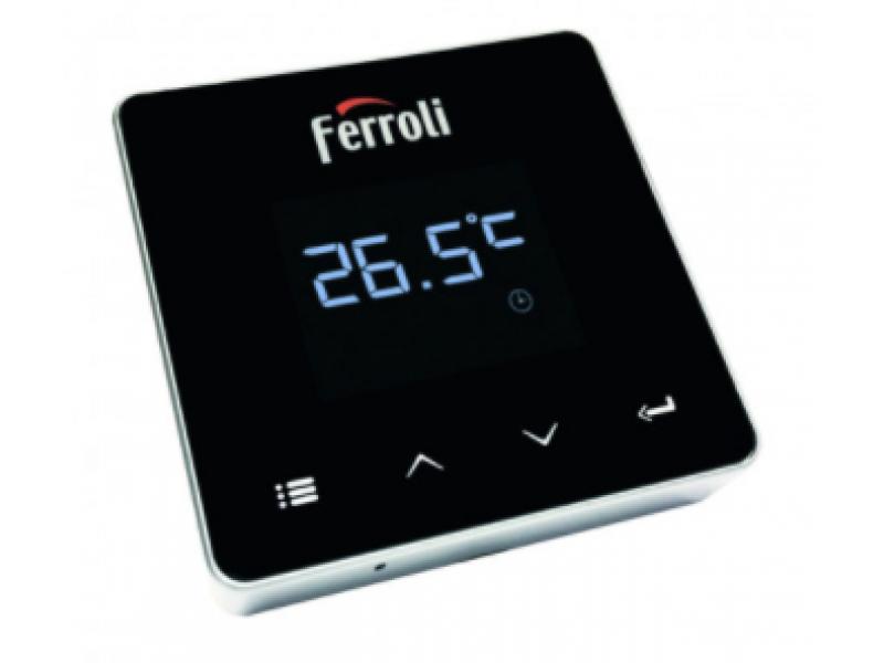 Комнатный термостат FERROLI CONNECT SMART теперь в продаже!