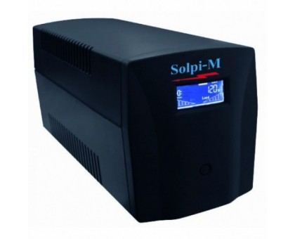 ИБП Solpi-M EA 200 650VA LCD